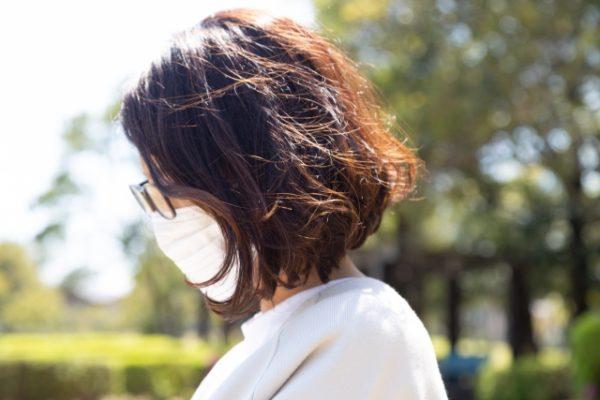 マスクでメガネが曇らない方法:ティッシュでメガネが曇らなくなる裏技